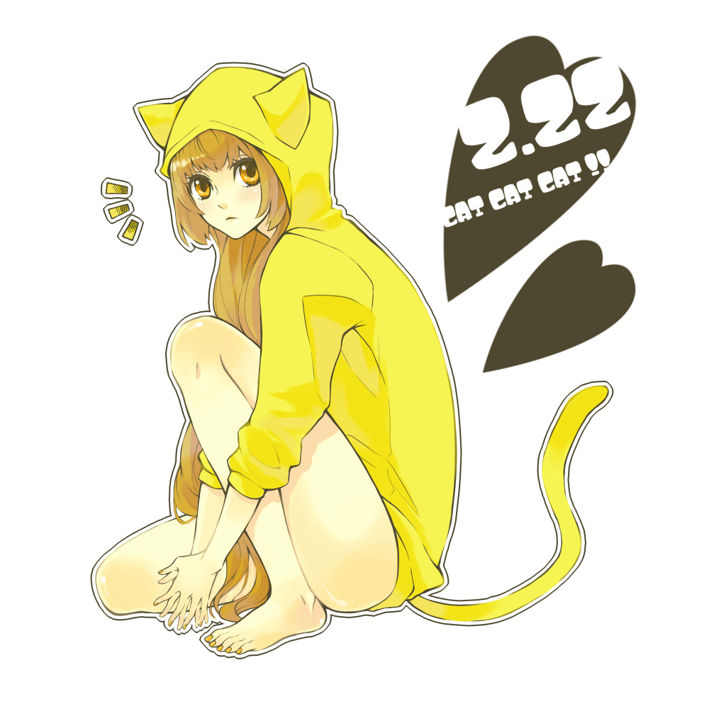 animal_ears nekomimi peso tail