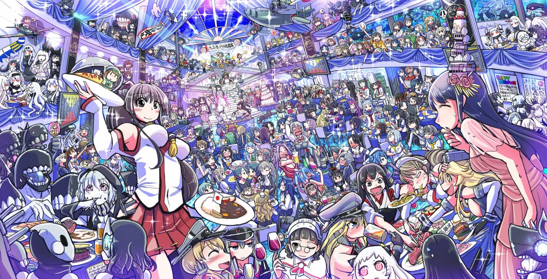 admiral_(kancolle) agano_(kancolle) akagi_(kancolle) akashi_(kancolle) akatsuki_(kancolle) akebono_(kancolle) akigumo_(kancolle) akitsu_maru_(kancolle) akitsushima_(kancolle) akizuki_(kancolle) amagi_(kancolle) amatsukaze_(kancolle) ancient_destroyer_hime aoba_(kancolle) arashi_(kancolle) arashio_(kancolle) asagumo_(kancolle) asashimo_(kancolle) asashio_(kancolle) atago_(kancolle) ayanami_(kancolle) bandages bismarck_(kancolle) bodysuit chikuma_(kancolle) chitose_(kancolle) choukai_(kancolle) cleavage destroyer_hime dress error_musume fairy_(kancolle) fusou_(kancolle) gothic_lolita graf_zeppelin_(kancolle) hagikaze_(kancolle) hamakaze_(kancolle) haruna_(kancolle) hatsuharu_(kancolle) hatsukaze_(kancolle) hatsuzuki_(kancolle) hayashimo_(kancolle) hayasui_(kancolle) hibiki_(kancolle) hiryuu_(kancolle) horns houshou_(kancolle) hyuuga_(kancolle) i-168_(kancolle) i-19_(kancolle) i-401_(kancolle) i-58_(kancolle) i-8_(kancolle) ikazuchi_(kancolle) inazuma_(kancolle) iowa_(kancolle) irako_(kancolle) ise_(kancolle) isokaze_(kancolle) isuzu_(kancolle) jintsu_(kancolle) junyou_(kancolle) kaga_(kancolle) kako_(kancolle) kantai_collection kashima_(kancolle) katori_(kancolle) katsuragi_(kancolle) kinugasa_(kancolle) kirishima_(kancolle) kiso_(kancolle) kitakami_(kancolle) kongou_(kancolle) kuma_(kancolle) kumano_(kancolle) kuroshio_(kancolle) libeccio_(kancolle) light_cruiser_oni littorio_(kancolle) lolita_fashion maikaze_(kancolle) makigumo_(kancolle) mamiya_(kancolle) maya_(kancolle) megane michishio_(kancolle) mikuma_(kancolle) mogami_(kancolle) murakumo_(kancolle) musashi_(kancolle) mutsu_(kancolle) myoukou_(kancolle) nachi_(kancolle) nagato_(kancolle) naka_(kancolle) neko no_bra northern_ocean_hime noshiro_(kancolle) nowaki_(kancolle) oboro_(kancolle) okinami_(kancolle) ooi_(kancolle) ooshio_(kancolle) open_shirt oyashio_(kancolle) pola_(kancolle) prinz_eugen_(kancolle) re-class_battleship roma_(kancolle) ryuujou_(kancolle) sakawa_(kancolle) sakazaki_freddy sarashi school_sw
